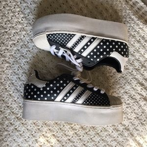 Adidas Superstar 2 Platform sneakers